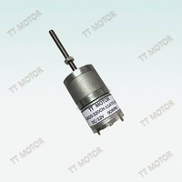 24v toy motor pinion gear motor