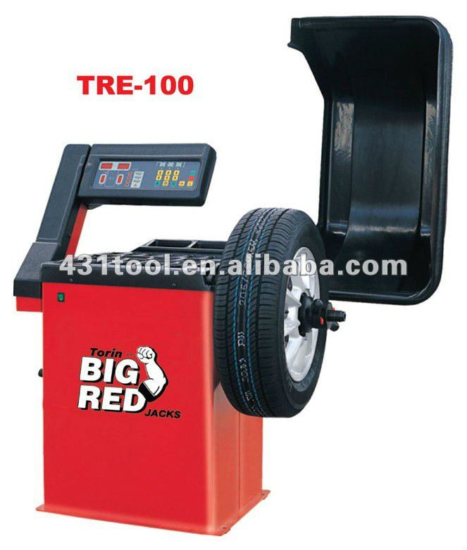 TRE 100 Car Manual Wheel Balancer