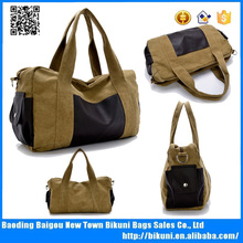 Wholesale new design men bag cheap price pictures of travel bag ,canvas travel bag,canvas duffle bag