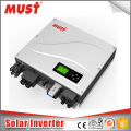 China manufacturer on and off grid hybrid solar inverter without battery or with battery optional