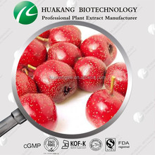 Hunan Organic Dry Extract Hawthorn Leaf Dried Extract