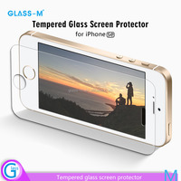 for iphone SE No Bubble High Quality Wholesale Price Screen Protector Smartphone
