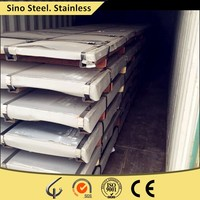 8mm thick stainless steel sheet price sus316 with PVC film coated