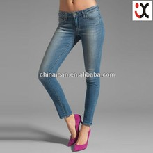 2015 latest legging jeans fashion style wholesale (JX6064)