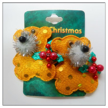 christmas ornament christmas gift/Fashion hair christmas decoration