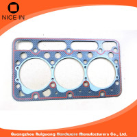 Low Price High Quality 3D87 car engine full gasket set