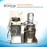 li ion battery slurry mixing machine 60L double planetary vacuum mixer