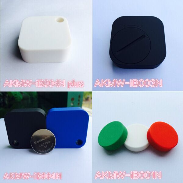 CE/FCC Certified Smallest iBeacon Bluetooth Beacons Rechargeable USB Beacon