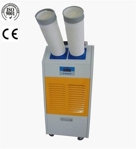 Newest Powerful 4250W Industry Portable Refrigerated Air Conditioner With Wheels R22 R407C R410A