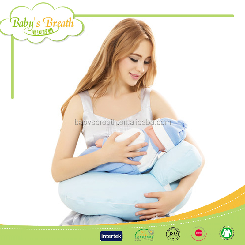 PP13 Hot Sale Organic Nursing Pillow twin nursing pillow Baby Breastfeeding pillow Wholesale