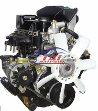 diesel engine 4JB1 for generator 4-cylinder diesel engine FOR ISUZU