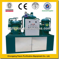 Magnetic field purification waste oil purification recover equipment