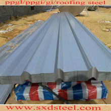 high quality steel dome roofing arched corrugated steel roof