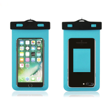 Mobile Cellphone Beach Dry Case Outdoor Bag Cover Cell Phone Waterproof Travel Bag For Iphone 5