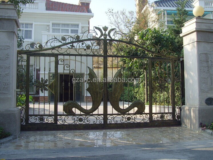 Forged iron metal gate buy villas gate metal gatesmetal gate forged iron metal gate workwithnaturefo