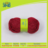 2017 China fashion chunky yarn mill smb exporter good selling air knitting wool on skein acrylic nylon wool blended yarn