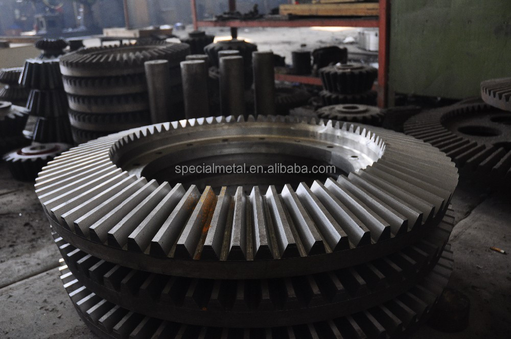 Customized spiral bevel gear