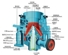 2016 hot sale China supplier cone crusher cost
