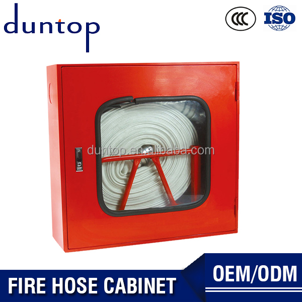 Fire Fighting Equipment Fire Resistant Hose / Fire Hydrant Cabinet / Fire Hose Box