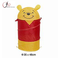 New arrival folding collapsible kids pop up folding laundry hampers