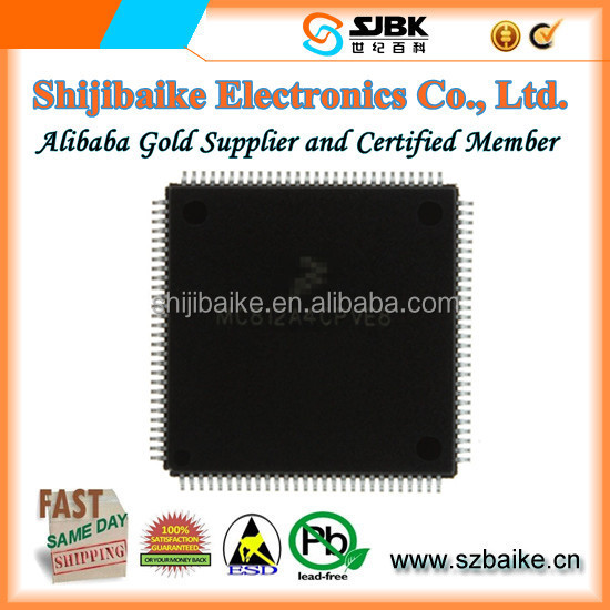 Electronic Components CPU12 HC12 Microcontroller IC 16-Bit MC812A4CPVE8