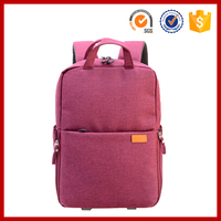 camera backpack for ladies mutifunction fashion light bag