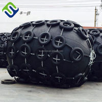 Tire chain net type Q235 fittings Pneumatic submarine fender