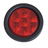 4 inch Round LED Light, STOP/TURN/TAIL LED Truck Light