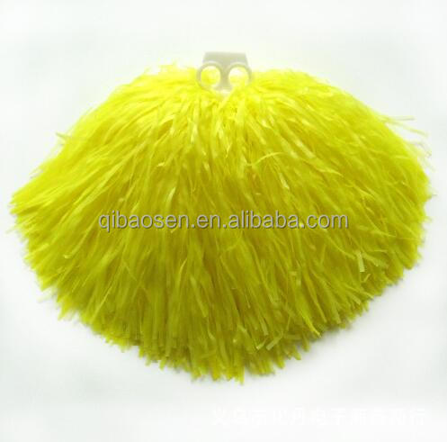 2017 Promotion Item Cheerleading pompom/ Dance Props Pom Pom For Cheerleader