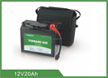 Li-ion Battery 12V 20Ah LiFePO4 Battery for Golf Trolley