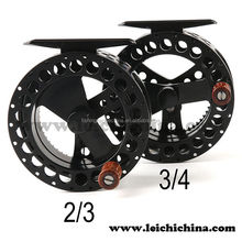 Large arbor cnc fly reel made in china