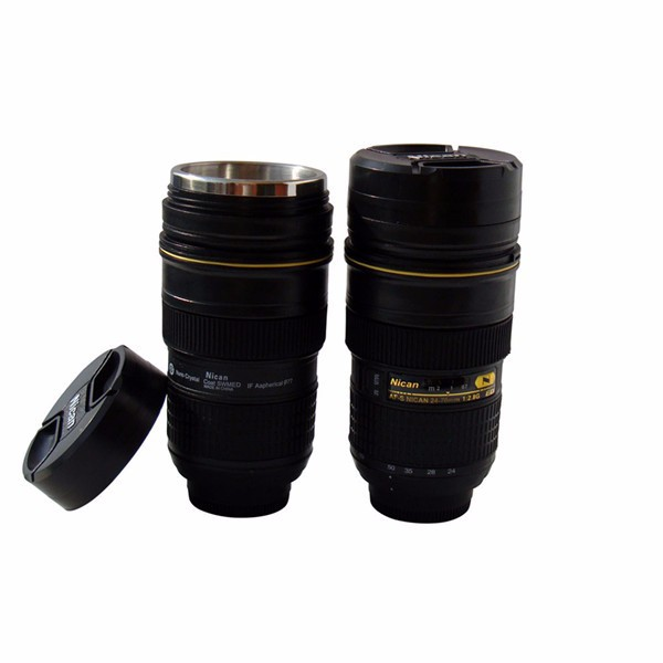 Hot Selling Manufacture Stainless Steel Camera Lens Cup