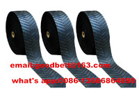 V Y T A F L type chevron patterned prevent materials falling off transport rubber conveyor belt