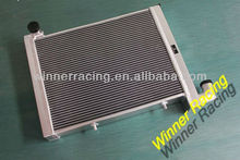 HIGH PERFORMANCE 3ROW 70MM ALLOY RADIATOR FOR CHEVY CHEVY C2/C3 327/396/427 SB/BB V8 M/T 1963-1972