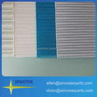 polyester monofilament spiral link dryer fabric