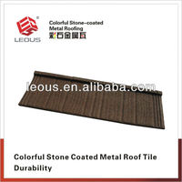 Metal Roof Tile|Stone Coated Roofing Tile| Aluminum Roofing Shingle