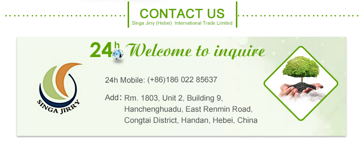 Factory supply natural organic fertilizer agro humic acid granules