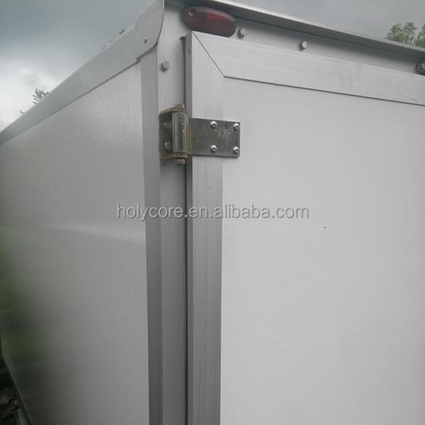 Camion Arri Re En Acier Ou En Aluminium Charni Re De Porte