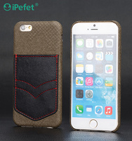 Wallet Protective phone Case for iPhone 6/s plus leather case with Credit Card Holder for iPhone 6/S plus