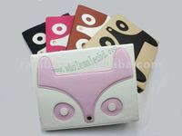 Fox Design Stand Smart Leather Case for ipad 2 3