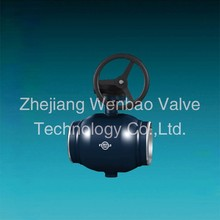 Import cheap goods from China fully welded ball valves manufactures / trunnion mounted welded body ball valve