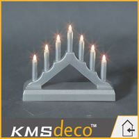 Professional factory supply novel design wedding candle sticks led China wholesale