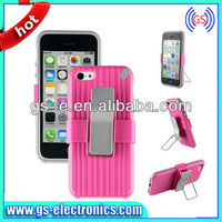 Wholesale 2 in1 Combo Case For Apple iPhone 5 5s Case With Stand