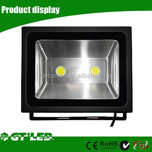 high power IP65 COB led 30W floodlight, outdoor Led floodlight with back screw fixed