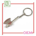 Promotional souvenior creative gift ,metal keychain,can custom