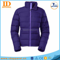 warm winter norway cotton jacket , fashion women windproof jacket