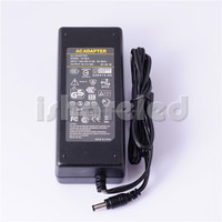 1pcs 5V 10A Power supply AC to DC Adapter for LED StringLight with tracking number