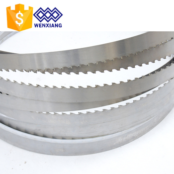 Cheap M42 bi-metal band saw blades for woodworking