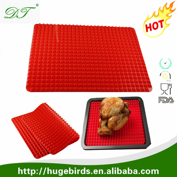 Wholesale Silicone Baking Mat Set Silicone Mat with Custom Printing Private Label
