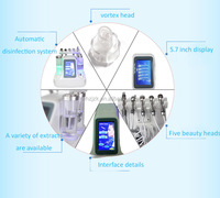 beauty & personal care oxygen machine oxygen face mask skin care Electric Oxygen Machine